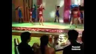getlinkyoutube.com-EUF - Skirt Falls Down while Dancing