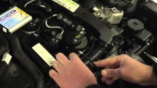getlinkyoutube.com-Mercedes C220 CDI Turbotune Diesel Chip Tuning Box fitting guide