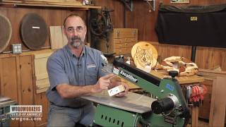 getlinkyoutube.com-Woodworking: Power Tools - Why You Need a Scroll Saw