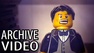 Lego Doctor Who | Evolution of The Cybermen (2012)