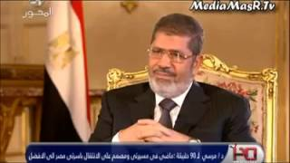 عمرو الليثي يكشف لماذا خان السيسي د/ مرسي