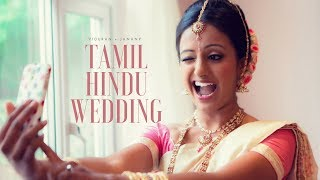 getlinkyoutube.com-Sri Lankan Tamil Hindu Wedding London : Viduran + Janany