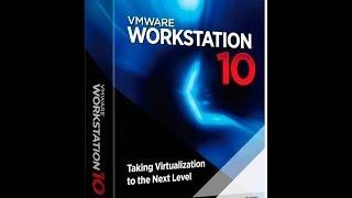 getlinkyoutube.com-شرح تحميل البرنامج الوهمي 10 VMware Workstation + تنصيب windows 7
