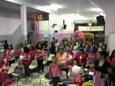 Dinâmica Batata Quente - 1° Culto Rosa