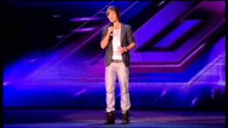 X Factor 2010 - Liam Payne sings Stop Crying your Heart Out by Oasis (HQ) width=