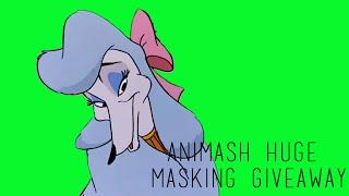 getlinkyoutube.com-Animash Huge Masking Giveaway! :D