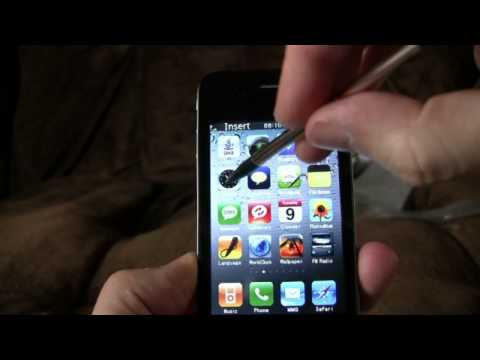 Airphone 4 Review (Fake iPhone 4)