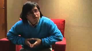 Entrevista en Ceuta Televisión