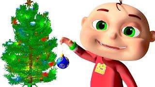 getlinkyoutube.com-Five Little Babies On A Christmas Eve | Five Little Babies Collection | Christmas Songs For Kids