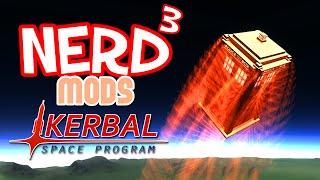 Nerd³ Mods... Kerbal Space Program - To Boldly Go...