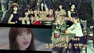 getlinkyoutube.com-OH MY GIRL (오마이걸) - Closer (Karaoke/Instrumental)