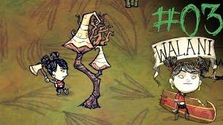 Grzybki halucynki - Zagrajmy w Don't Starve Shipwrecked (Walani) #03