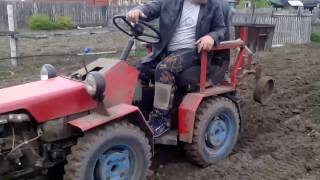 getlinkyoutube.com-Трактор МТЗ 082