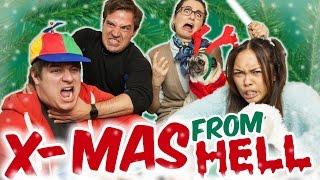 getlinkyoutube.com-Wie Weihnachten wirklich ist! | Vorstellung Vs. Realität | #TubeMas