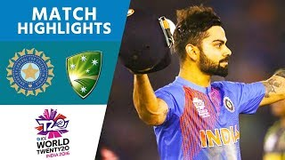 ICC #WT20 - India vs Australia Highlights width=