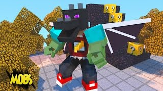 getlinkyoutube.com-Minecraft: ESCADONA - ARMADURA DE MOBS ‹ AM3NIC ›