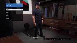 getlinkyoutube.com-قلتش لبس الشرطة قراند 5   GTA v