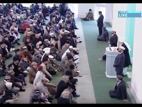 Tamil Translation: Friday Sermon 7th March 2014 - Islam Ahmadiyya