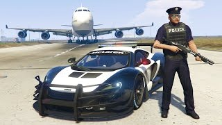 getlinkyoutube.com-GTA 5 Mods - PLAY AS A COP MOD!! GTA 5 Police McLaren LSPDFR Mod Gameplay! (GTA 5 Mods Gameplay)
