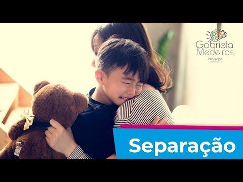Vídeo: Transtorno de Ansiedade de Separação | Psicóloga Gabriela Medeiros