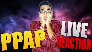 getlinkyoutube.com-PPAP LIVE REACTION!? | Kekko