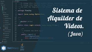 getlinkyoutube.com-Sistema de alquiler de videos (Java - Netbeans) - Manuel Roldan R.