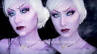 getlinkyoutube.com-Request: Ursula Makeup Tutorial