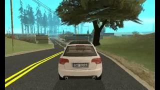 GTA San Andreas - Audi A4 2005 avant