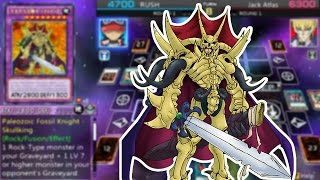 getlinkyoutube.com-Yu-Gi-Oh! ARC-V Tag Force Special - Fossil Deck!