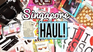 getlinkyoutube.com-English Haul : What To Buy in SINGAPORE?! (SG 2017)