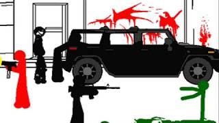 Stickman Vs Zombies 2
