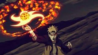 getlinkyoutube.com-Sasuke Rinengan and Naruto Six Paths Sage Mode Vs Madara Rikudou AMV