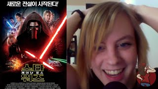 TMS Reacts to STAR WARS: THE FORCE AWAKENS - INTERNATIONAL TRAILER