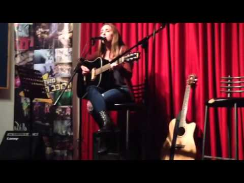 I Wanna Be Yours- Arctic Monkeys (cover by Gali Firon)
