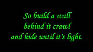 Metallica - Hero Of The Day lyrics
