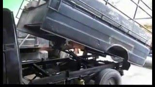 getlinkyoutube.com-Modifikasi L300  pickup dump , mekanik pump