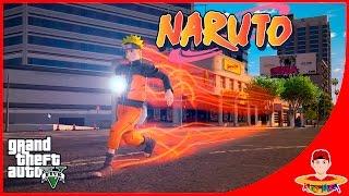 GTA V MOD (10) - Naruto Versi GTA V !!