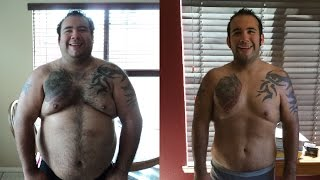 getlinkyoutube.com-AMAZING 100 POUND WEIGHT LOSS TRANSFORMATION
