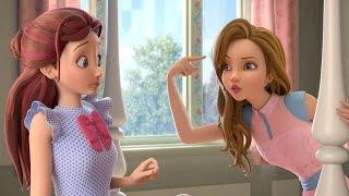 getlinkyoutube.com-Episode 3: Audrey's New Do? New Don't! | Descendants: Wicked World