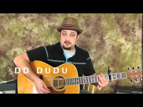 acoustic guitar lesson - how to play hey soul sister - train - learn guitar - easy guitar lesson