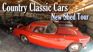 getlinkyoutube.com-New Tour - Country Classic Cars - Hot Rods, Muscle Cars, & Classics