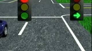 getlinkyoutube.com-Drivers Ed : Signal Intersection www.dmvdriverseducation.org