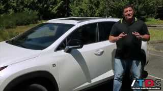 getlinkyoutube.com-2015 Lexus NX First Drive!