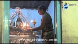 இணுவில் காரைக்கால் சிவன் கோவில் 2ம் நாள் இரவுத்திருவிழா