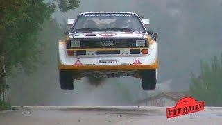 getlinkyoutube.com-Rally Legend 2015 [HD] Best moments | Mistakes | Sideways | Crash & Show by FTT-Rally