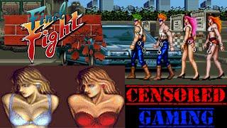 getlinkyoutube.com-Final Fight 1 Censorship Part 1 - Censored Gaming Ft. Retromancers