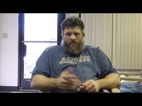 Roy Nelson talks Cheick Kongo, Mark Hunt, TRT, Dana White, Twitter & more