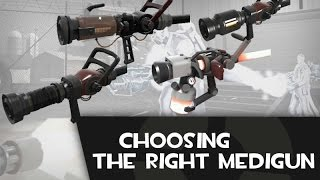 getlinkyoutube.com-ArraySeven: Choosing The Right Medigun