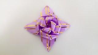 DIY : making ribbon Flower /ริบบิ้นโปรยทานดอกไม้