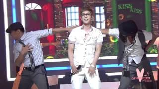 getlinkyoutube.com-SS501 Kim Hyun Joong - Kiss Kiss - Live Mix